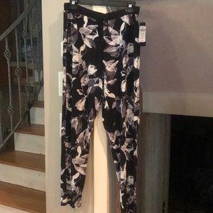 NWT Donna Karan Sleepwear Pants, Size L